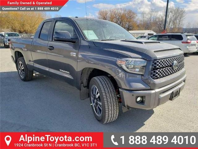 2019 Toyota Tundra TRD Sport Package (Stk: X825970) in Cranbrook - Image 7 of 14