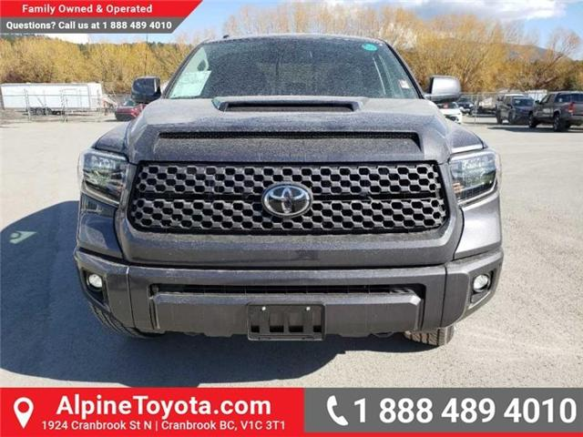 2019 Toyota Tundra TRD Sport Package (Stk: X825970) in Cranbrook - Image 8 of 14