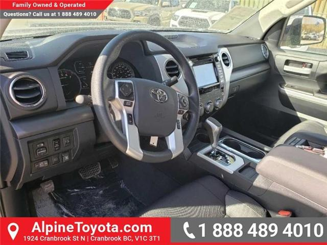 2019 Toyota Tundra TRD Sport Package (Stk: X825970) in Cranbrook - Image 9 of 14