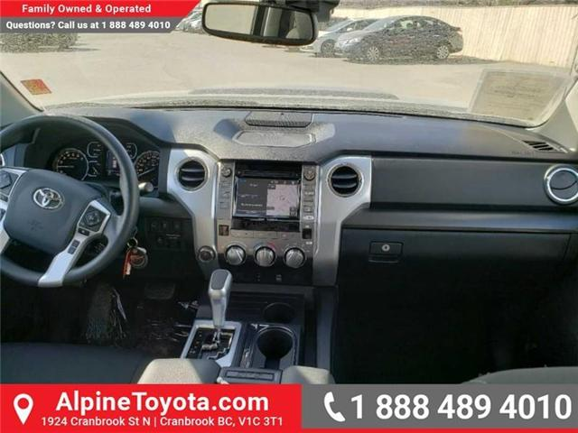 2019 Toyota Tundra TRD Sport Package (Stk: X825970) in Cranbrook - Image 10 of 14
