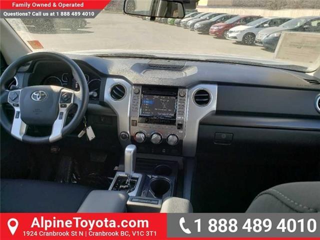 2019 Toyota Tundra SR 4.6L V8 (Stk: X082189) in Cranbrook - Image 10 of 14