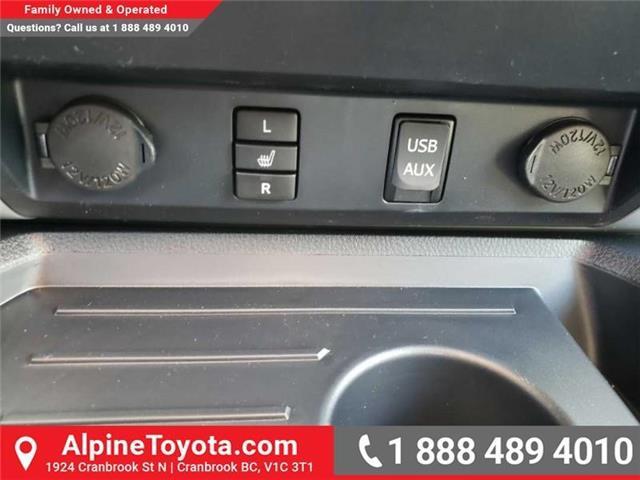 2019 Toyota Tundra SR 4.6L V8 (Stk: X082189) in Cranbrook - Image 13 of 14