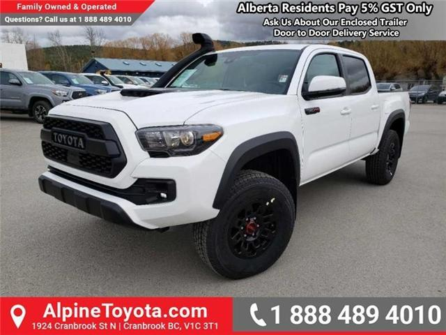 2019 Toyota Tacoma TRD Off Road (Stk: X188929) in Cranbrook - Image 1 of 17