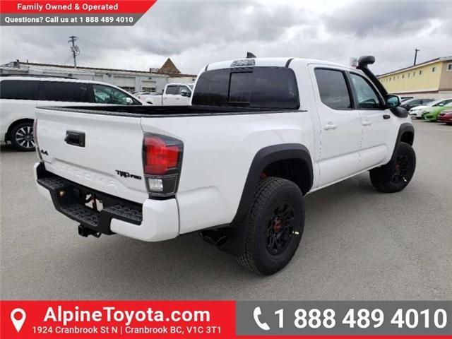 2019 Toyota Tacoma TRD Off Road (Stk: X188929) in Cranbrook - Image 5 of 17