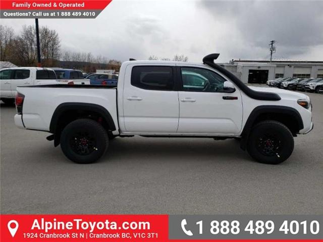 2019 Toyota Tacoma TRD Off Road (Stk: X188929) in Cranbrook - Image 6 of 17