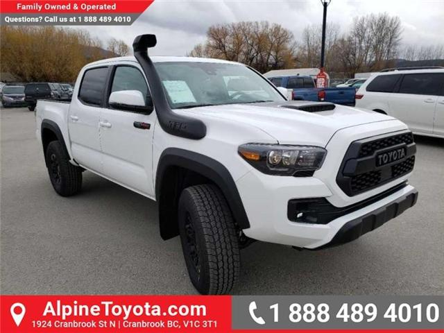 2019 Toyota Tacoma TRD Off Road (Stk: X188929) in Cranbrook - Image 7 of 17