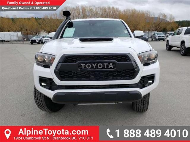 2019 Toyota Tacoma TRD Off Road (Stk: X188929) in Cranbrook - Image 8 of 17