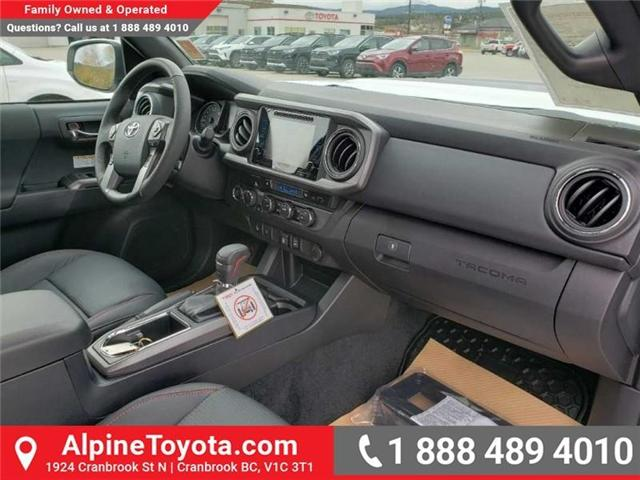 2019 Toyota Tacoma TRD Off Road (Stk: X188929) in Cranbrook - Image 11 of 17
