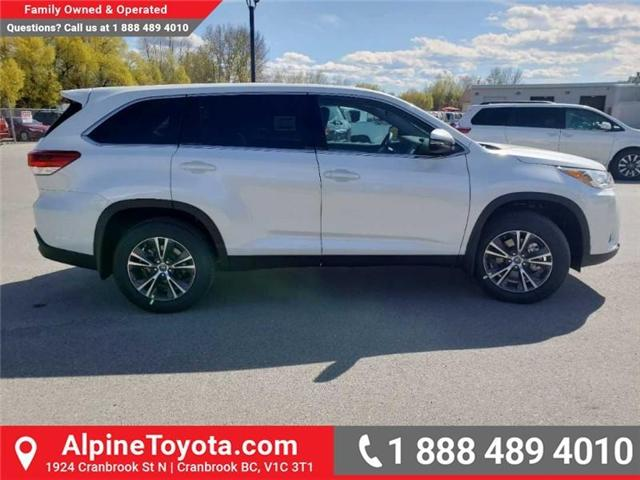 2019 Toyota Highlander LE (Stk: S975273) in Cranbrook - Image 6 of 15