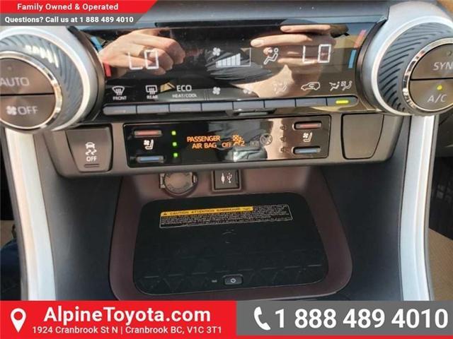 2019 Toyota RAV4 Hybrid Limited (Stk: W001666) in Cranbrook - Image 13 of 17