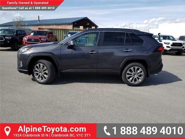 2019 Toyota RAV4 Limited (Stk: W043620) in Cranbrook - Image 2 of 17
