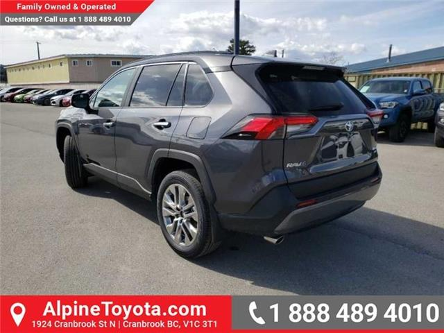 2019 Toyota RAV4 Limited (Stk: W043620) in Cranbrook - Image 3 of 17