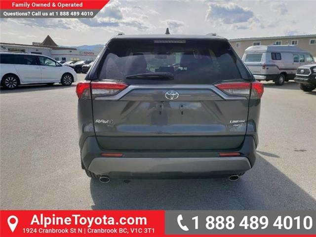 2019 Toyota RAV4 Limited (Stk: W043620) in Cranbrook - Image 4 of 17
