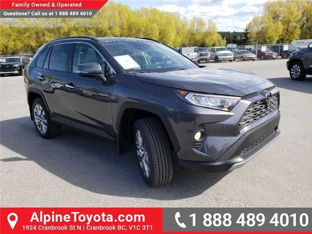 2019 Toyota RAV4 Limited (Stk: W043620) in Cranbrook - Image 7 of 17