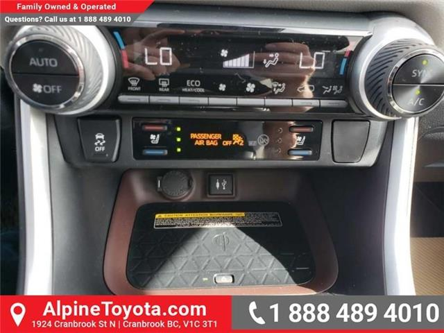 2019 Toyota RAV4 Limited (Stk: W043620) in Cranbrook - Image 14 of 17