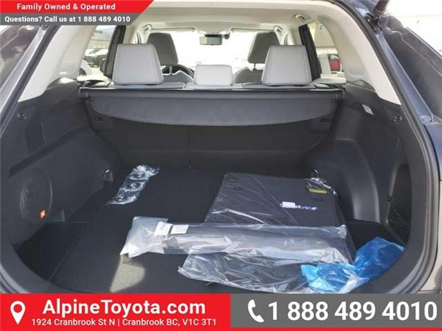 2019 Toyota RAV4 Limited (Stk: W043620) in Cranbrook - Image 17 of 17