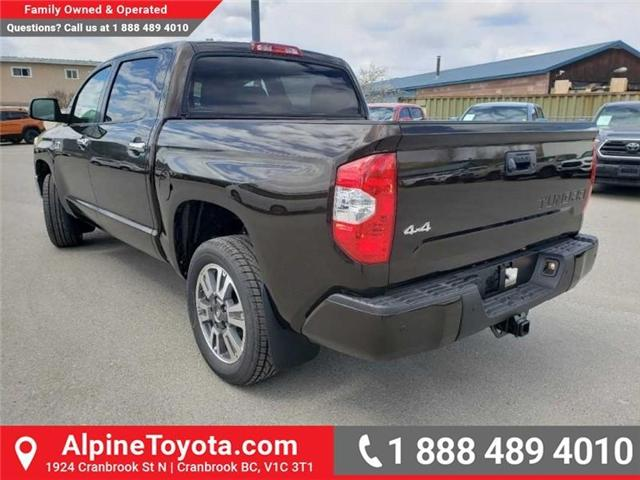 2019 Toyota Tundra 1794 Edition Package (Stk: X832548) in Cranbrook - Image 3 of 19