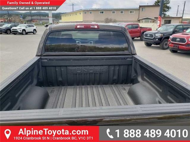 2019 Toyota Tundra 1794 Edition Package (Stk: X832548) in Cranbrook - Image 5 of 19