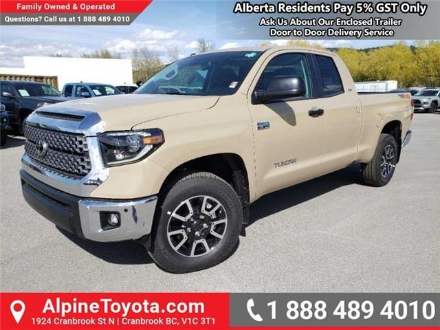 2019 Toyota Tundra TRD Offroad Package (Stk: X834649) in Cranbrook - Image 1 of 15