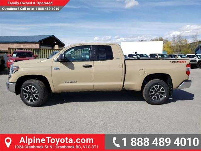 2019 Toyota Tundra TRD Offroad Package (Stk: X834649) in Cranbrook - Image 2 of 15