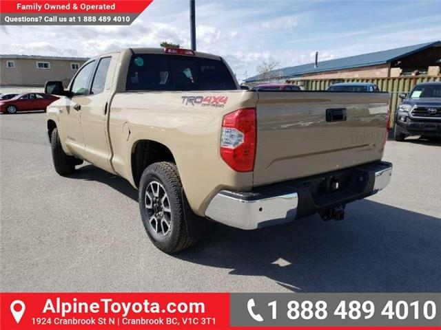 2019 Toyota Tundra TRD Offroad Package (Stk: X834649) in Cranbrook - Image 3 of 15