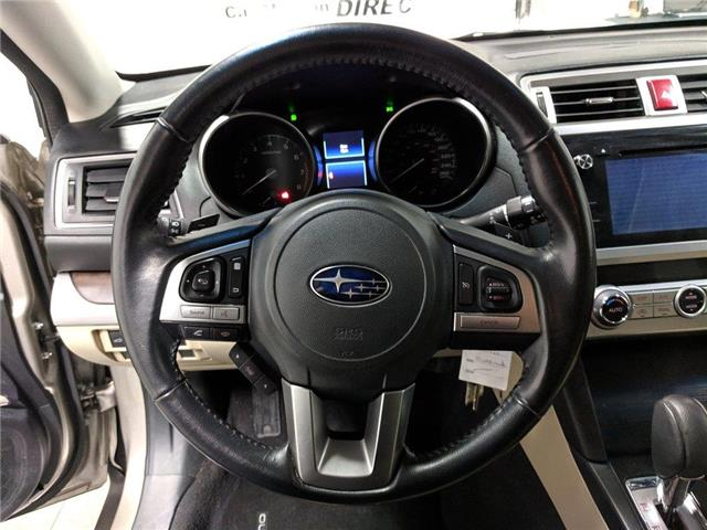 2016 Subaru Outback  (Stk: CN5644) in Burlington - Image 27 of 36