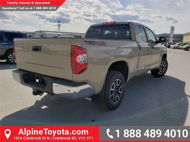 2019 Toyota Tundra TRD Offroad Package (Stk: X834649) in Cranbrook - Image 5 of 15