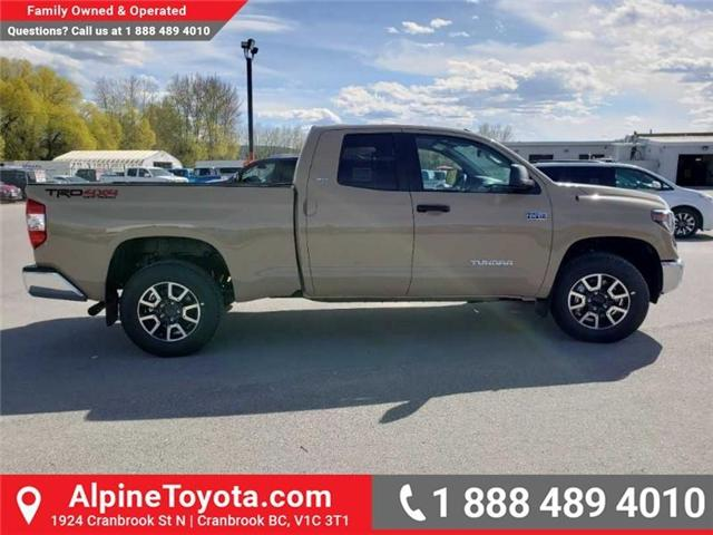 2019 Toyota Tundra TRD Offroad Package (Stk: X834649) in Cranbrook - Image 6 of 15