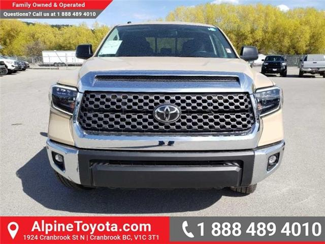 2019 Toyota Tundra TRD Offroad Package (Stk: X834649) in Cranbrook - Image 8 of 15