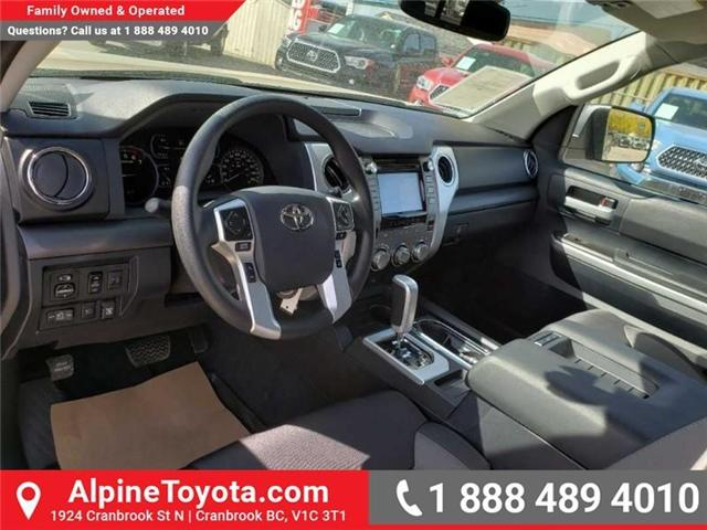 2019 Toyota Tundra TRD Offroad Package (Stk: X834649) in Cranbrook - Image 9 of 15