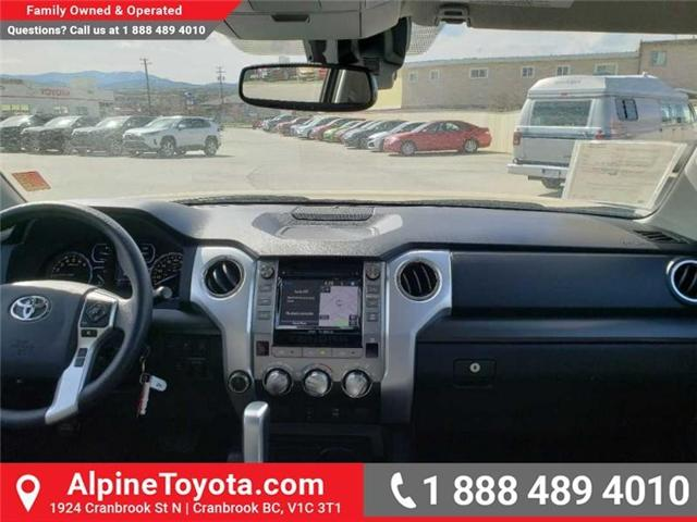 2019 Toyota Tundra TRD Offroad Package (Stk: X834649) in Cranbrook - Image 10 of 15