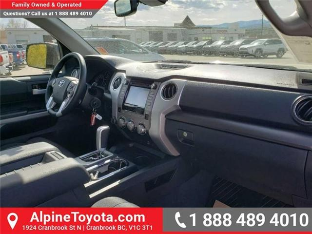 2019 Toyota Tundra TRD Offroad Package (Stk: X834649) in Cranbrook - Image 11 of 15