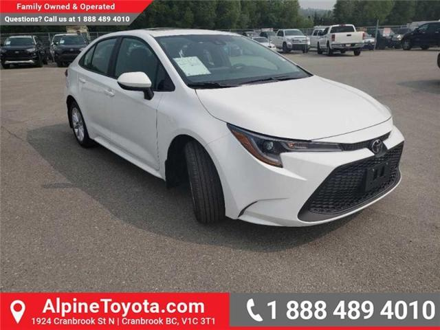 2020 Toyota Corolla LE (Stk: P003535) in Cranbrook - Image 7 of 17
