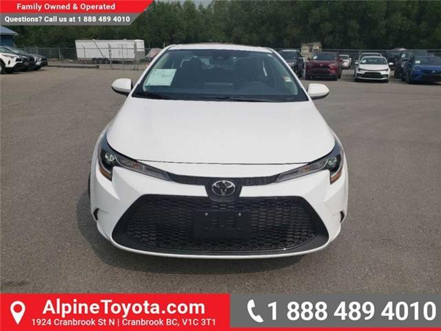 2020 Toyota Corolla LE (Stk: P003535) in Cranbrook - Image 8 of 17