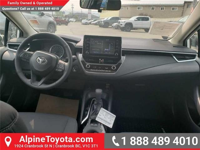2020 Toyota Corolla LE (Stk: P003535) in Cranbrook - Image 10 of 17