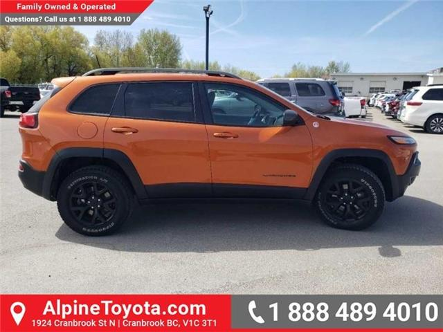2016 Jeep Cherokee Trailhawk (Stk: X043213A) in Cranbrook - Image 6 of 15