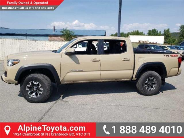 2019 Toyota Tacoma TRD Off Road (Stk: X190216) in Cranbrook - Image 2 of 16