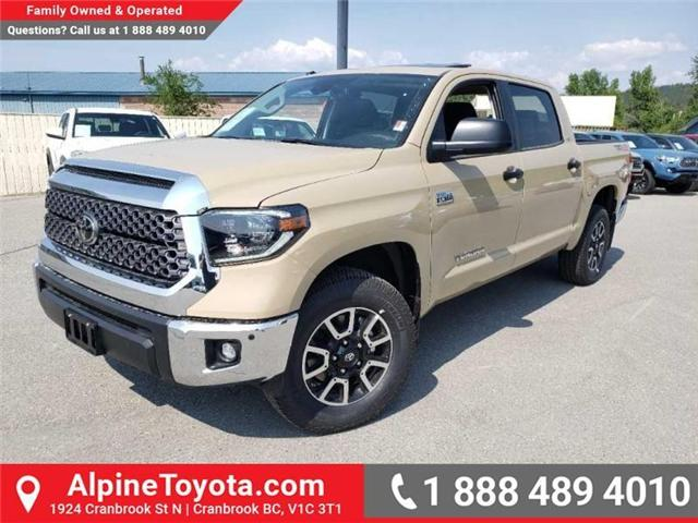 2019 Toyota Tundra TRD Offroad Package (Stk: X837220) in Cranbrook - Image 1 of 16