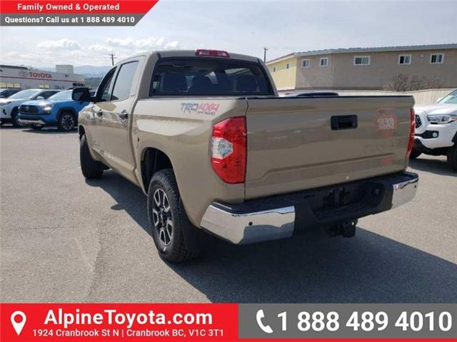 2019 Toyota Tundra TRD Offroad Package (Stk: X837220) in Cranbrook - Image 3 of 16