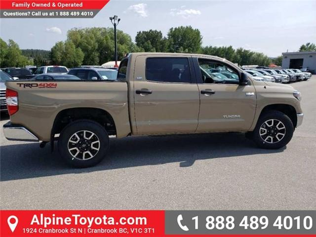 2019 Toyota Tundra TRD Offroad Package (Stk: X837220) in Cranbrook - Image 6 of 16