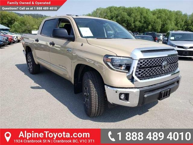 2019 Toyota Tundra TRD Offroad Package (Stk: X837220) in Cranbrook - Image 7 of 16