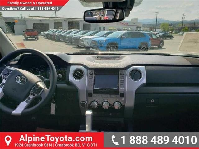 2019 Toyota Tundra TRD Offroad Package (Stk: X837220) in Cranbrook - Image 11 of 16