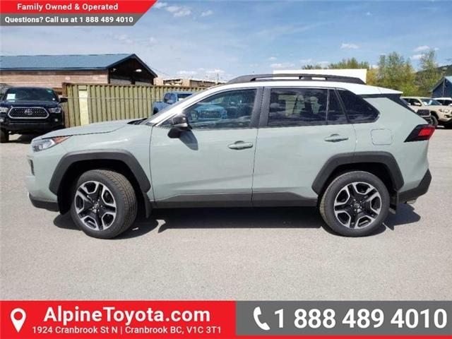 2019 Toyota RAV4 Trail (Stk: W046571) in Cranbrook - Image 2 of 15