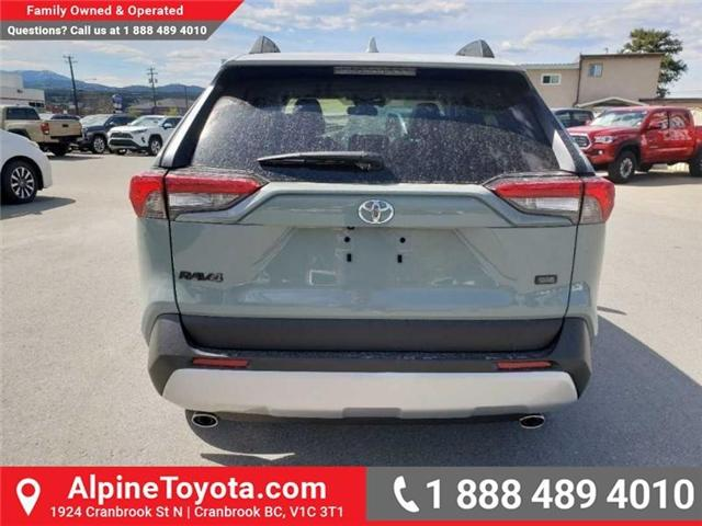 2019 Toyota RAV4 Trail (Stk: W046571) in Cranbrook - Image 4 of 15