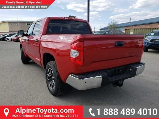 2019 Toyota Tundra TRD Offroad Package (Stk: X834442) in Cranbrook - Image 3 of 17