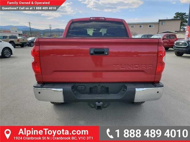 2019 Toyota Tundra TRD Offroad Package (Stk: X834442) in Cranbrook - Image 4 of 17