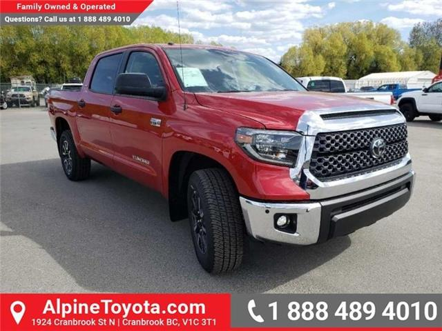 2019 Toyota Tundra TRD Offroad Package (Stk: X834442) in Cranbrook - Image 7 of 17