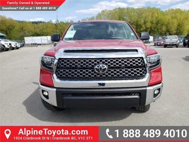 2019 Toyota Tundra TRD Offroad Package (Stk: X834442) in Cranbrook - Image 8 of 17