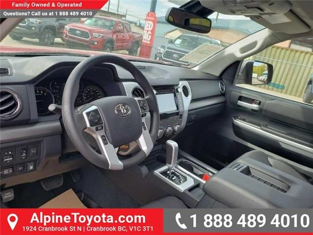 2019 Toyota Tundra TRD Offroad Package (Stk: X834442) in Cranbrook - Image 9 of 17