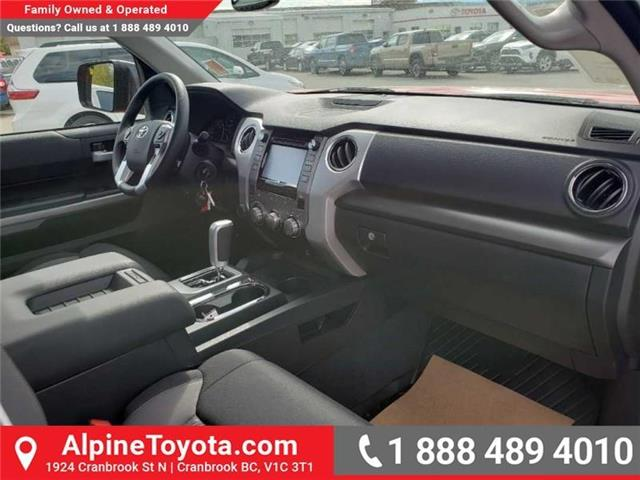 2019 Toyota Tundra TRD Offroad Package (Stk: X834442) in Cranbrook - Image 11 of 17